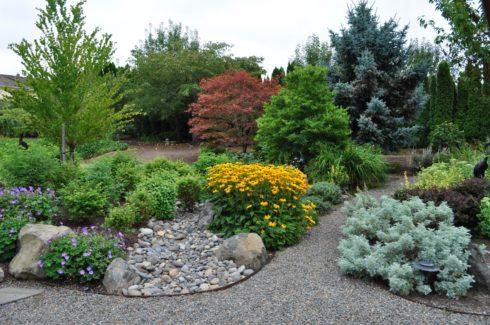 Ландшафтный дизайн сада