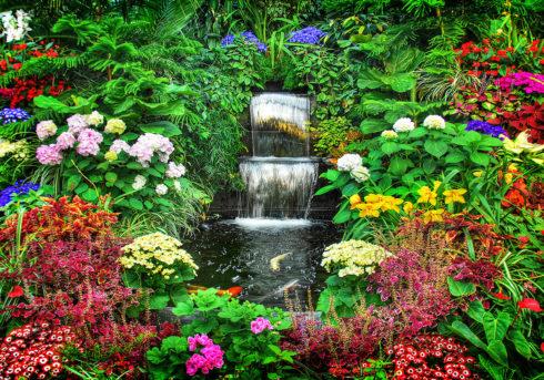 Ландшафтный дизайн сада райский