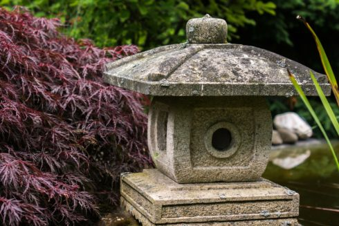 Японские сады в ландшафтном дизайне